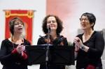 Michi, Anita & Steffi