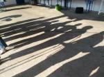 Maranatha wirft lange Schatten
