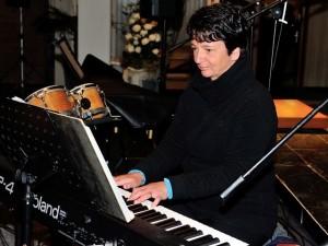 Hildegard Diwersy (Klavier)